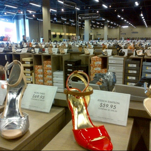 9f95725034d Photo taken at DSW Designer Shoe Warehouse by Nannette A. on 4 16