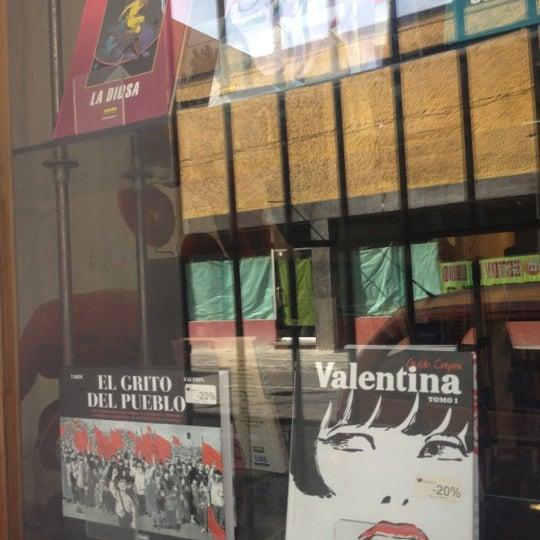 11/26/2012에 José Luis E.님이 Profética - Casa de la Lectura에서 찍은 사진