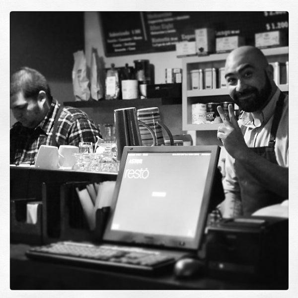 7/12/2013にPlaza Victoria / Café gastrobarがPlaza Victoriaで撮った写真