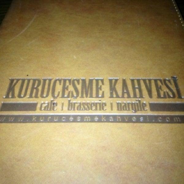 10/6/2013にEmre K.がKuruçeşme Kahvesiで撮った写真