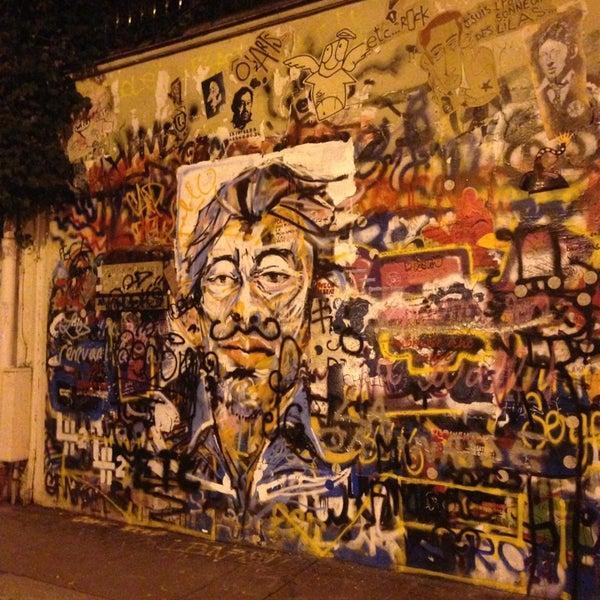 Maison De Serge Gainsbourg Lugar Histórico En Paris