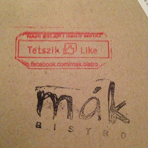 รูปภาพถ่ายที่ MÁK โดย Renáta G. เมื่อ 2/15/2013