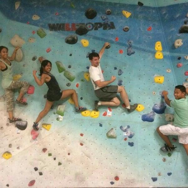 10/14/2015にRuby M.がSender One Climbing, Yoga and Fitnessで撮った写真