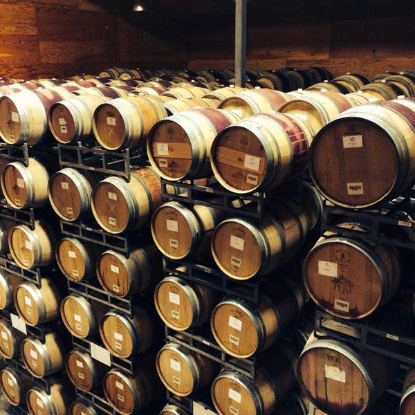 Foto scattata a Peju Province Winery da Joe B. il 12/7/2013