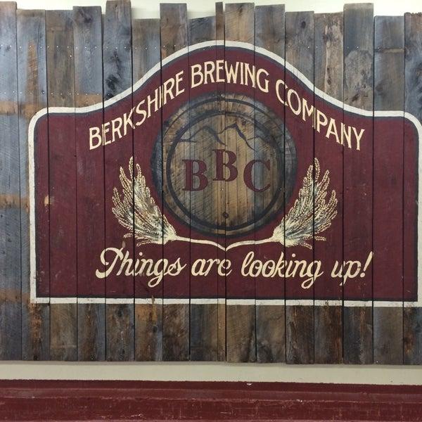 Photo prise au Berkshire Brewing Company par Amber M. le5/31/2014
