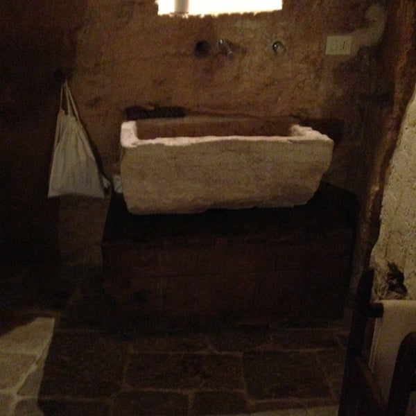 Foto tomada en Sextantio | Le Grotte della Civita por Ilya V. el 8/1/2013