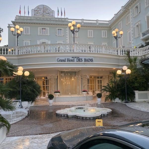1/6/2020にA013がGrand Hotel Des Bainsで撮った写真