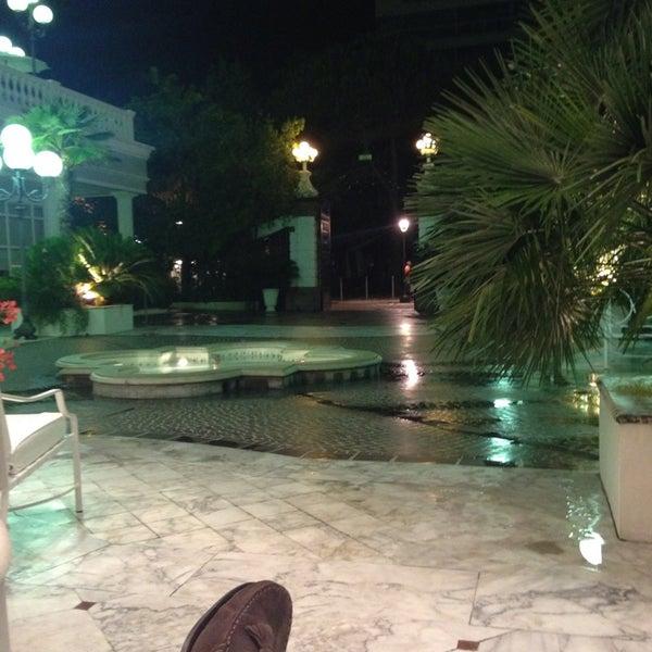 7/25/2014にA013がGrand Hotel Des Bainsで撮った写真