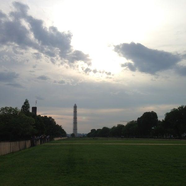 Foto scattata a National Mall da Heather G. il 5/10/2013