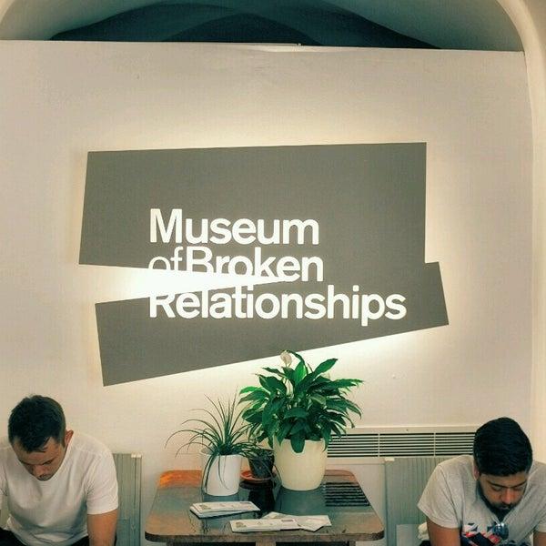 8/8/2016 tarihinde Alexander S.ziyaretçi tarafından Muzej prekinutih veza | Museum of Broken Relationships'de çekilen fotoğraf