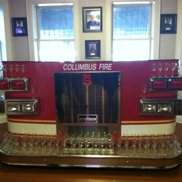 Photos at Columbus Firefighters Union IAFF Local 67