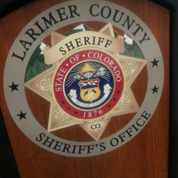 Photos at Larimer County Sheriff's Office - 1 tip