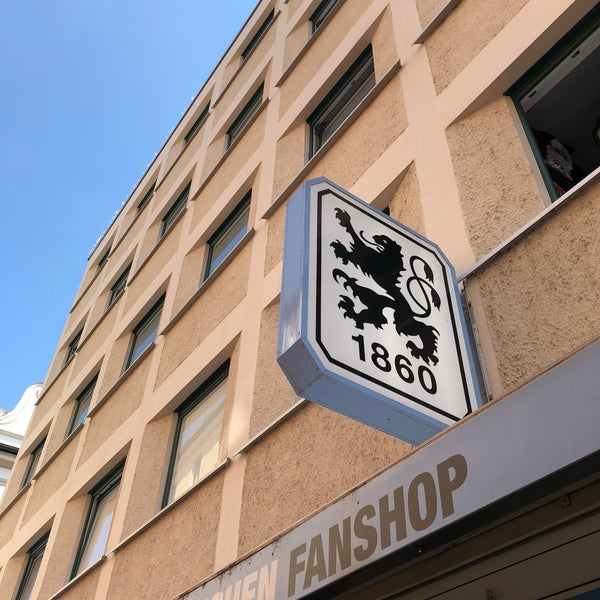 Tsv 1860 Fanshop