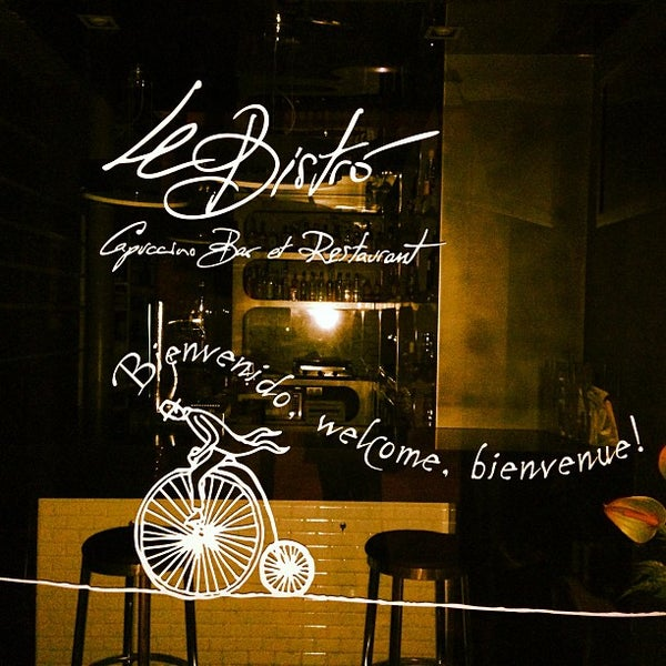 5/2/2013에 Le Bistro V.님이 Le Bistró에서 찍은 사진