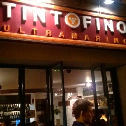 3/15/2013에 Roberto P.님이 Tinto Fino Ultramarino에서 찍은 사진