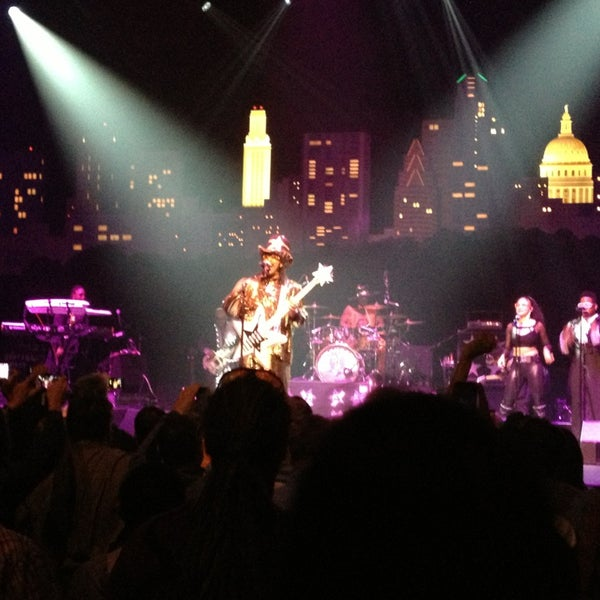 Das Foto wurde bei Austin City Limits Live von Tony A. am 3/10/2013 aufgenommen