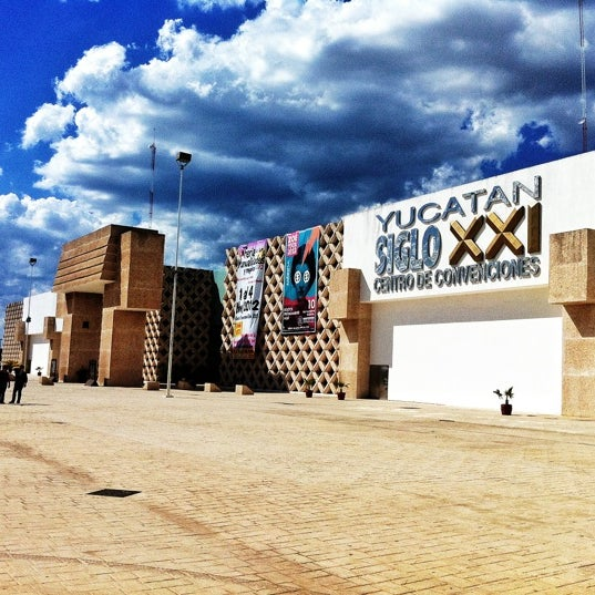 Centro De Convenciones Yucatán Siglo Xxi Calle 60 Norte 299 E