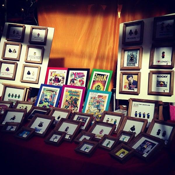 Foto tomada en Old Spitalfields Market por Alberto R. el 10/13/2012