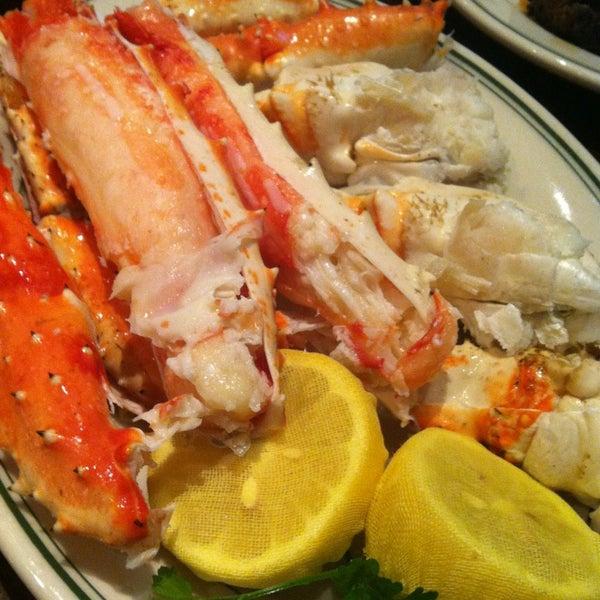 7/17/2013にHeather in BCがJoe's Seafood, Prime Steak & Stone Crabで撮った写真