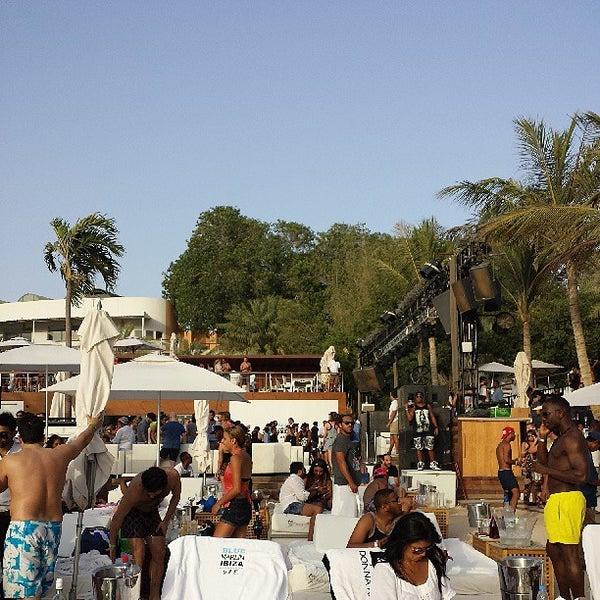 Снимок сделан в Blue Marlin Ibiza пользователем Ghaith C. 6/7/2013