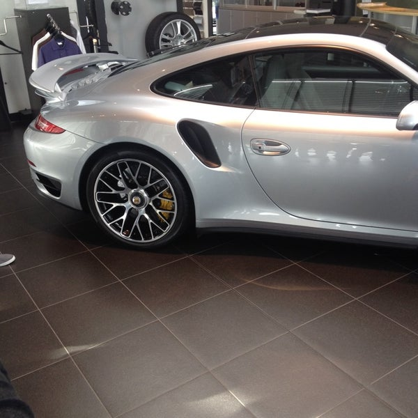RS Motors Porsche Center - 525 visitors