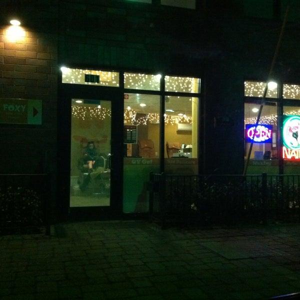 Photo taken at Foxy Nail Spa Hoboken by JoAn S. on ...