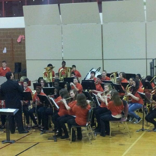Photos at McBride Middle School - Belleville, MI