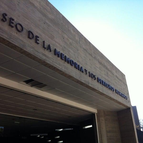 Foto diambil di Museo de la Memoria y los Derechos Humanos oleh Eduardo C. pada 6/1/2013