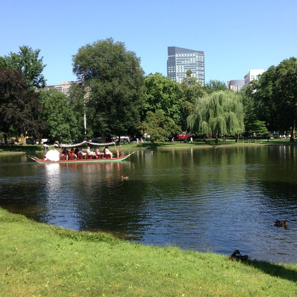 Foto scattata a Boston Common da Артем Я. il 7/18/2013
