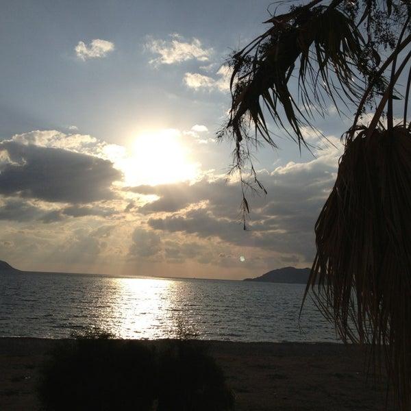 Снимок сделан в Jiva Beach Resort пользователем Mirac Efe D. 12/19/2012