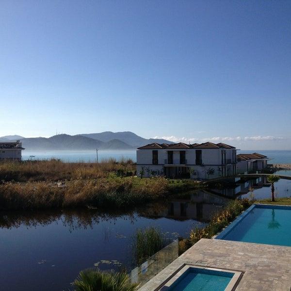 Снимок сделан в Jiva Beach Resort пользователем Mirac Efe D. 12/24/2012