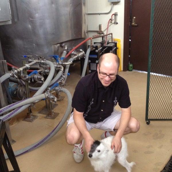 รูปภาพถ่ายที่ Mother Road Brewing Company โดย Sharon C. เมื่อ 8/17/2013