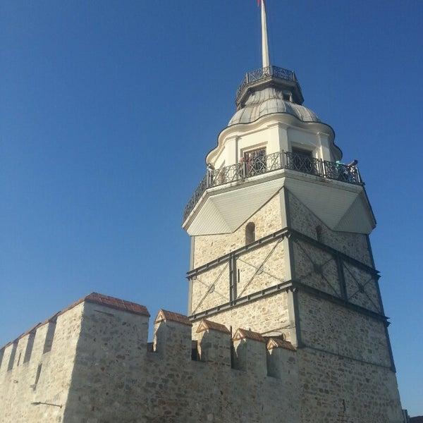 Foto tomada en Torre de la Doncella por Furkan el 7/8/2013