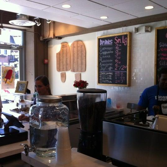 9/15/2012にJustin G.がPleasant Pops Farmhouse Market & Cafeで撮った写真