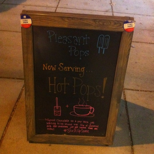 12/1/2012にJustin G.がPleasant Pops Farmhouse Market & Cafeで撮った写真