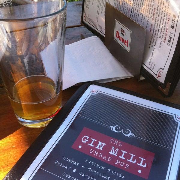 Photo prise au The Gin Mill par Everett G. le4/20/2013