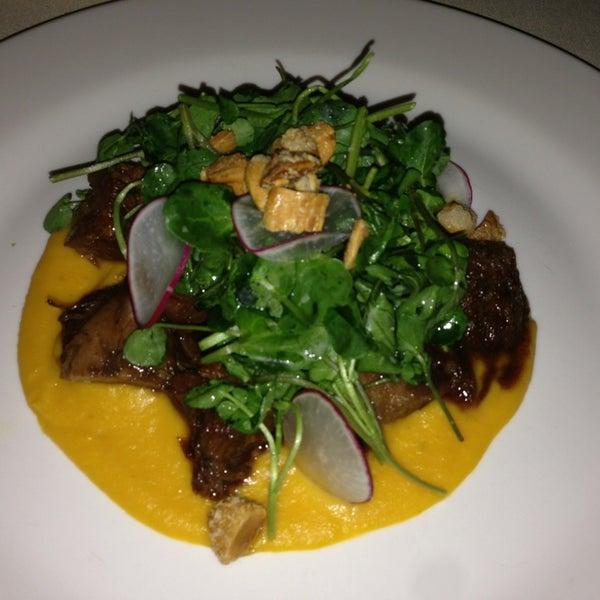 Fabulous dinner - I had the lamb