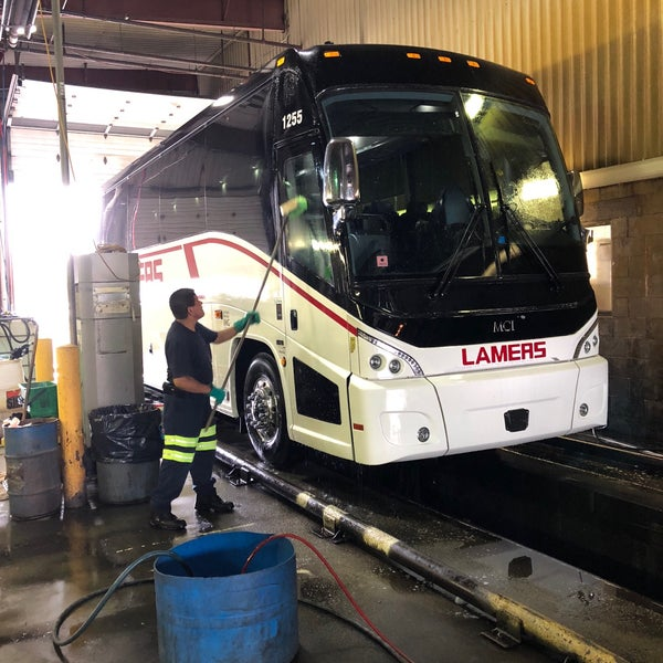 Photos at Peter Pan Bus Lines Maintenance Center - Building