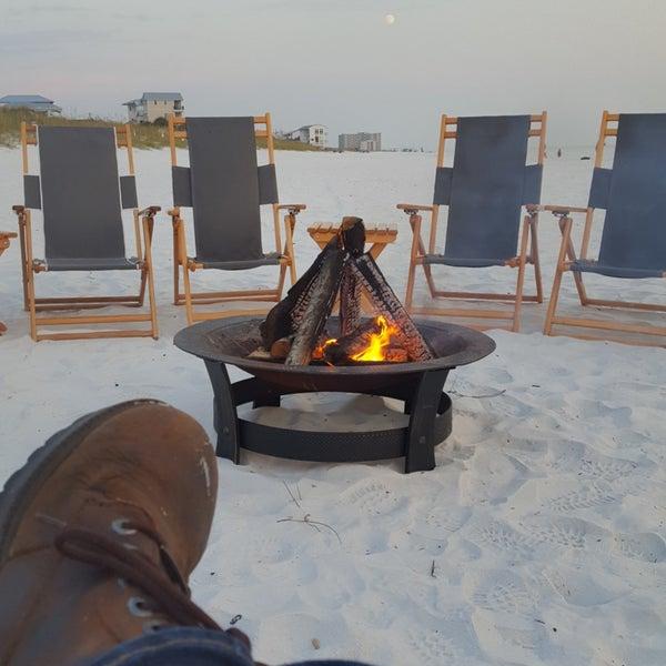30a Blaze Beach Bonfires In Inlet