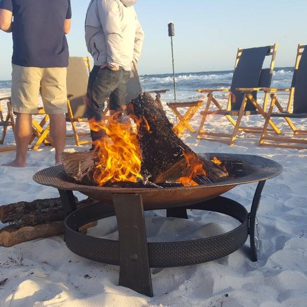 30a Blaze Beach Bonfires