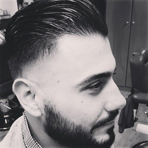 10/21/2014에 david's h.님이 David's Hairstyling에서 찍은 사진