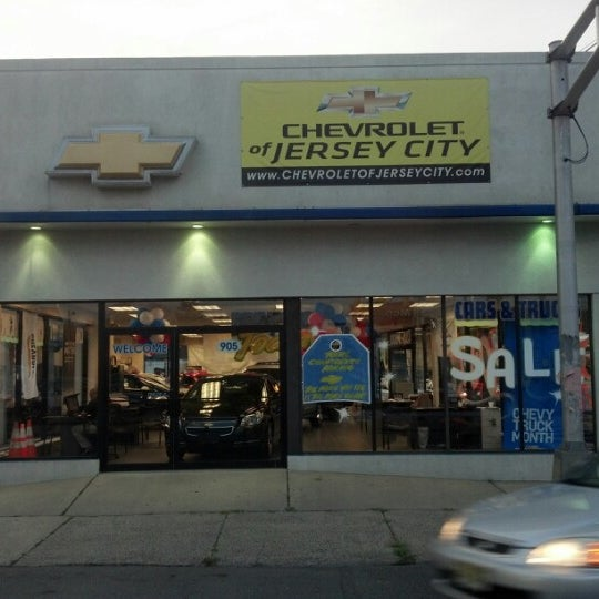 Chevrolet Of Jersey City West Side 905 Communipaw Ave