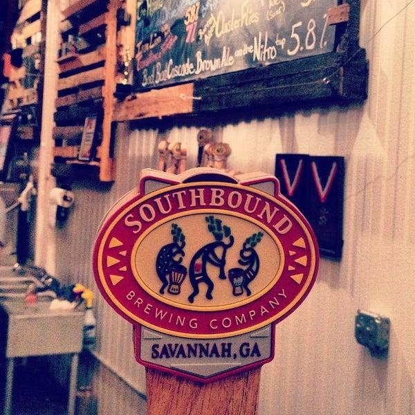 Das Foto wurde bei Southbound Brewing Company von John B. am 5/23/2015 aufgenommen