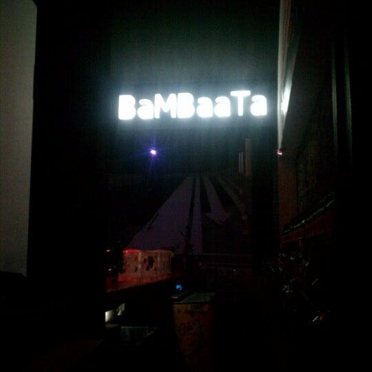 10/27/2012にPIolin D.がBaMBaaTaで撮った写真
