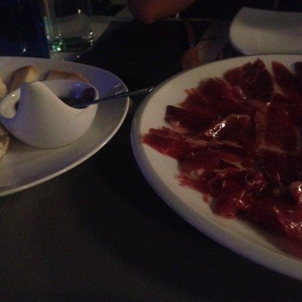 Cenando en gastrobar!!!