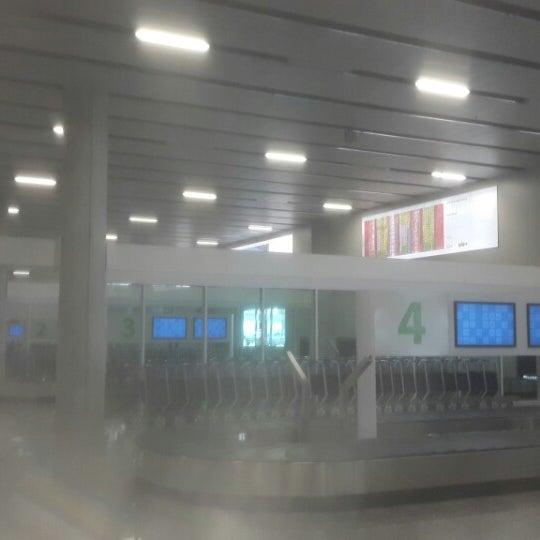 Снимок сделан в Aeroporto Internacional de Natal / São Gonçalo do Amarante (NAT) пользователем Daniel M. 2/18/2015