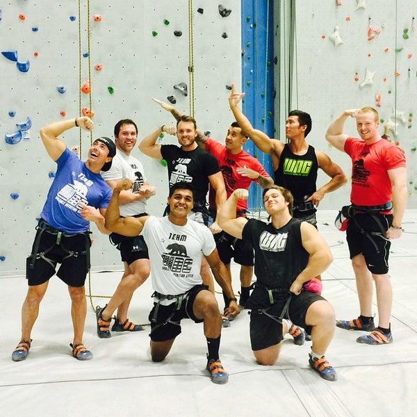 3/6/2015にBryan L.がSender One Climbing, Yoga and Fitnessで撮った写真