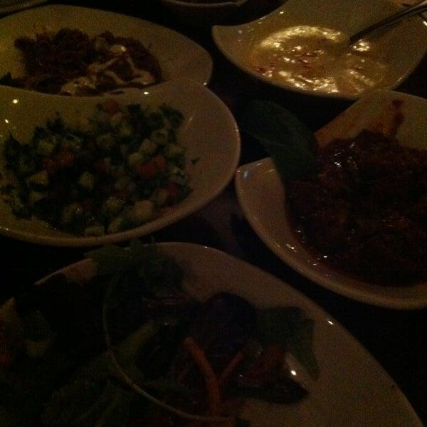 1/6/2013 tarihinde Fatima Al Slailziyaretçi tarafından Sufi's Restaurant'de çekilen fotoğraf