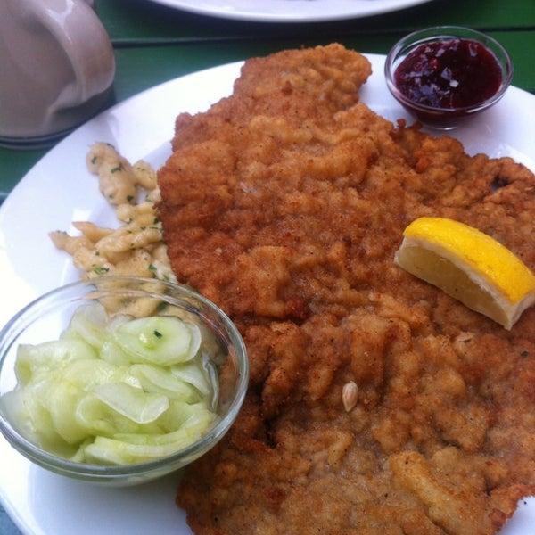 schnitzel essen berlin