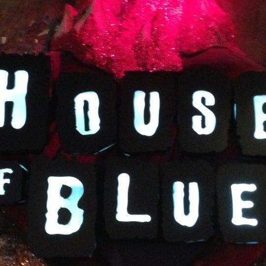 Снимок сделан в House of Blues пользователем Russell M. 11/8/2012